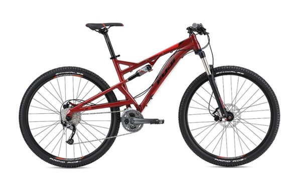 1985.970 600x363 - Велосипед Fuji 2016 MTB FULL SUSPENSION мод. OUTLAND 29 1.3  D USA A2-SL р. 19  цвет тёмно красный