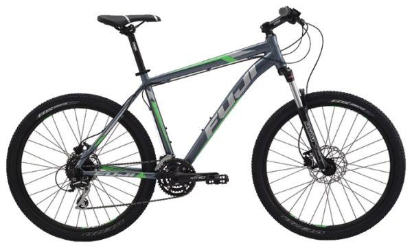 D092D0B5D0BBD0BED181D0B8D0BFD0B5D0B4 Fuji Nevada 1.6 D  2014  600x361 - Велосипед Fuji 2014 MOUNTAIN  мод. NEVADA 1.6 D USA  A-2-SL алюминий р. 23  цвет серый