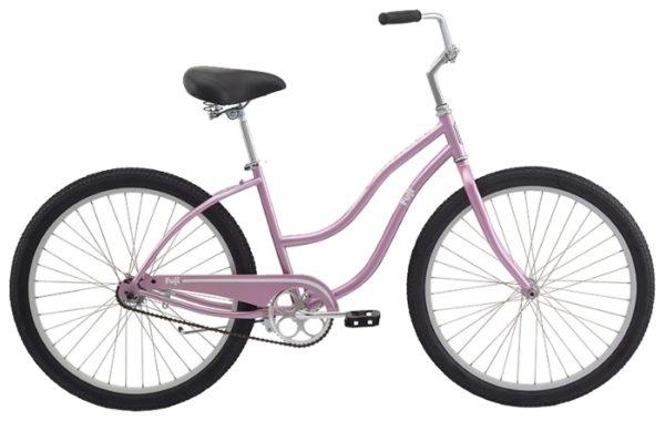 D092D0B5D0BBD0BED181D0B8D0BFD0B5D0B4 Fuji SANIBEL ST  2014  2 600x380 - Велосипед Fuji 2014 LADY CRUISER   мод. SANIBEL ST  USA  CrMo р. 17  цвет розовый