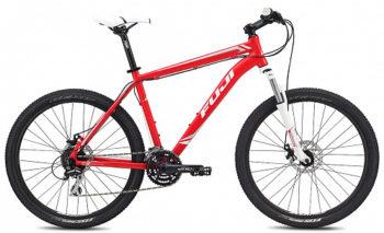 a7835fef6f550110ef42bb165b43c71c 350x213 - Велосипед Fuji 2015 MTB мод. Nevada 1.7 D USA A2-SL р. 19  цвет красно белый