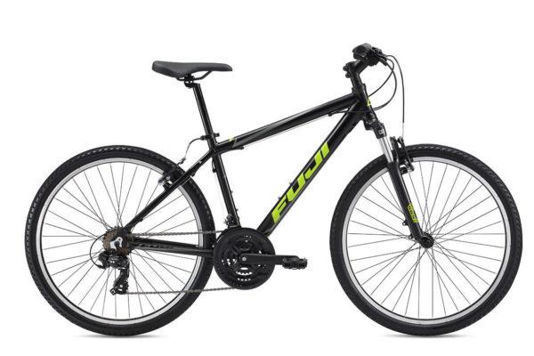 adventure 26 v brake main photo lowres 600x400 - Велосипед Fuji 2017 SPORT мод. ADVENTURE 27.5 V USA A1-SL р. 17  цвет чёрный