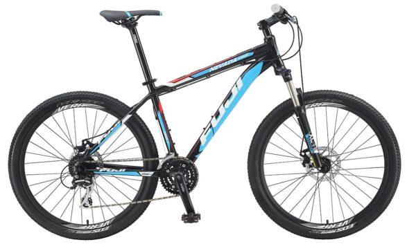 fa2f901c57b955694d3db91e742c1625 600x353 - Велосипед Fuji 2015 MTB мод. Nevada COMP 27-5 1.7 D USA A2-SL р. 23  цвет чёрно красно голубой