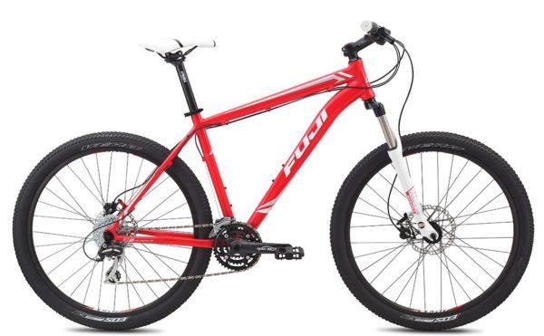 p 92924hh81tv2 600x371 - Велосипед Fuji 2015 MTB мод. Nevada 27-5 1.6 D USA A2-SL р. 23  цвет красно белый