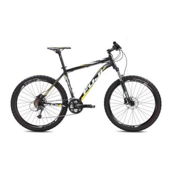 shop items catalog image352676 600x600 - Велосипед Fuji MOUNTAIN  мод. NEVADA 1.3 D USA  A-2-SL алюминий р. 23   цвет чёрный