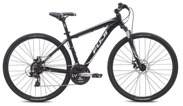 traverse 17 disc main photo lowres 600x349 - Велосипед Fuji 2015 LIFESTYLE мод. Traverse 1.7 D USA A2-SL р. 17  цвет чёрный