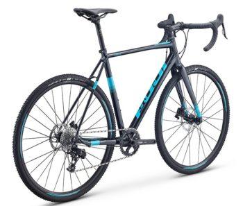 Велосипед Fuji 2020 Cyclocross мод. CROSS 1.3 D A6-SL р. 52 цвет чёрный