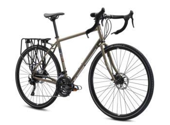 Велосипед Fuji 2021 TOURING мод. TOURING DISC Cr-Mo Reynolds 520 р. 52 цвет тёмный хаки