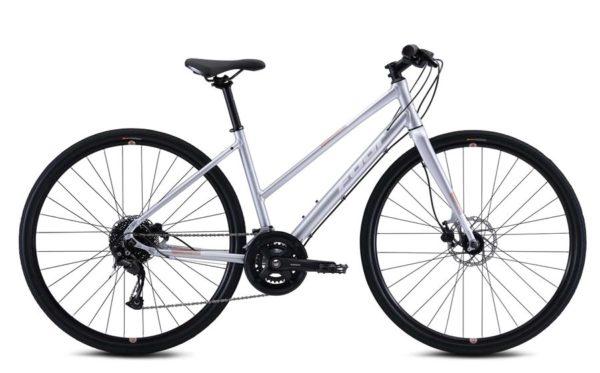 ABSOLUTE 1.7 ST 1 600x373 - Велосипед Fuji 2021  FITNESS LADY мод. ABSOLUTE 1.7 ST USA A2-SL р. 17 цвет серебряный металлик
