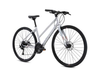 ABSOLUTE 1.7 ST 2 350x248 - Велосипед Fuji 2021  FITNESS LADY мод. ABSOLUTE 1.7 ST USA A2-SL р. 17 цвет серебряный металлик