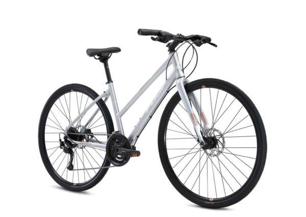 ABSOLUTE 1.7 ST 2 600x425 - Велосипед Fuji 2021  FITNESS LADY мод. ABSOLUTE 1.7 ST USA A2-SL р. 17 цвет серебряный металлик