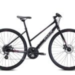 ABSOLUTE 1.9 ST BLACK 1 150x150 - Велосипед Fuji 2021  FITNESS LADY мод. ABSOLUTE 1.9 ST USA A2-SL р. 17 цвет чёрный металлик