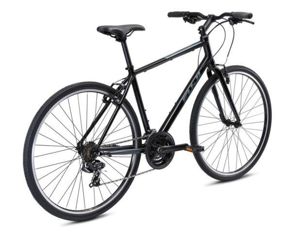 ABSOLUTE 1.9 USA A2 SL black2 600x472 - Велосипед Fuji 2021  FITNESS мод. ABSOLUTE 1.9 USA A2-SL р. 19 цвет чёрный металлик