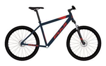 ADVENTURE Dark Blue 1 350x217 - Велосипед Fuji 2021 MTB мод. Adventure 27.5 A1-SL р. 17 цвет тёмно-синий металлик