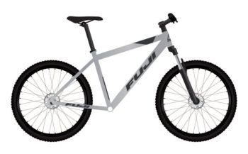 ADVENTURE Satin Silver 1 350x217 - Велосипеды Fuji (Фуджи) в г. Чебоксары