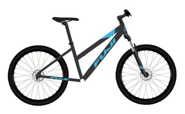 ADVENTURE satin grey 1 600x372 - Велосипед Fuji 2021 MTB мод. Adventure 27.5 ST A1-SL р. 17 цвет серый металлик