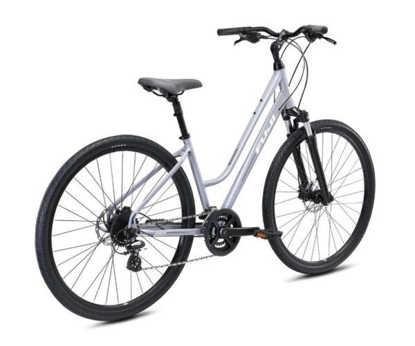 CROSSTOWN 1.3 LS 2021 3 600x501 - Велосипед Fuji 2021  COMFORT LADY мод. CROSSTOWN 1.3 LS USA A2-SL р. 17 цвет серебряный металлик