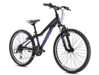 DYNAMITE Black Purple 2 350x263 - Велосипед Fuji 2021 MTB KIDS мод. Dynamite 24 COMP  A1-SL р. 12 цвет чёрно-фиолетовый