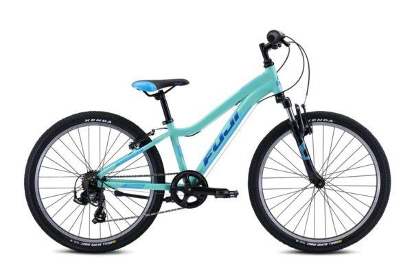 DYNAMITE Mint 1 600x400 - Велосипед Fuji 2021 MTB KIDS мод. Dynamite 24 SPORT  A1-SL р. 12 цвет мятный металлик