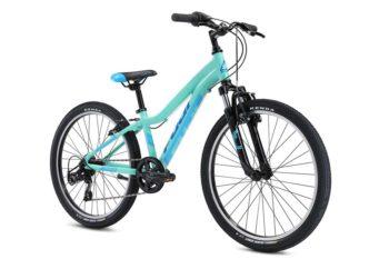 DYNAMITE Mint 2 350x233 - Велосипед Fuji 2021 MTB KIDS мод. Dynamite 24 SPORT  A1-SL р. 12 цвет мятный металлик