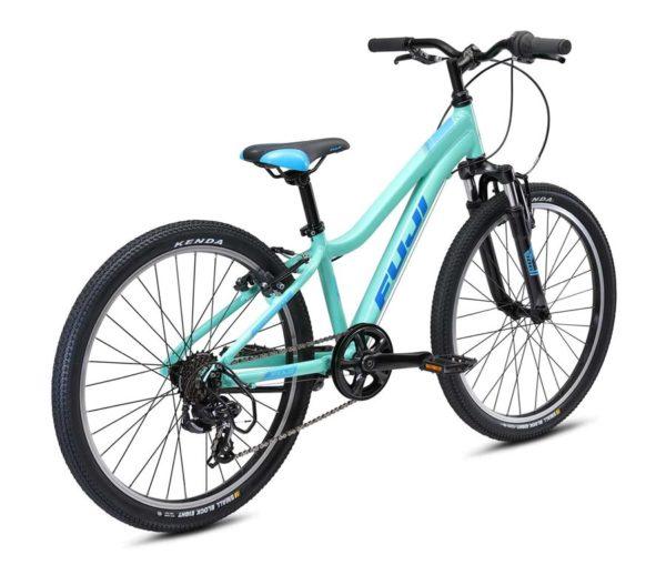 DYNAMITE Mint 3 600x509 - Велосипед Fuji 2021 MTB KIDS мод. Dynamite 24 SPORT  A1-SL р. 12 цвет мятный металлик