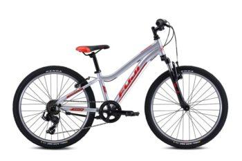 DYNAMITE Silver 1 350x233 - Велосипед Fuji 2021 MTB KIDS мод. Dynamite 24 SPORT  A1-SL р. 12 цвет серебряный металлик