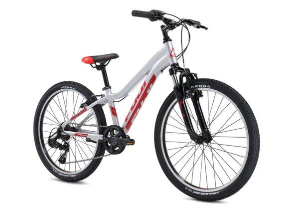 DYNAMITE Silver 2 600x413 - Велосипед Fuji 2021 MTB KIDS мод. Dynamite 24 SPORT  A1-SL р. 12 цвет серебряный металлик