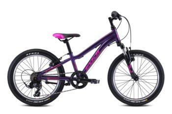 Dimamit fioletovyy 1 350x233 - Велосипед Fuji 2021 MTB KIDS мод. Dynamite 20  A1-SL р. 10 цвет фиолетовый металлик