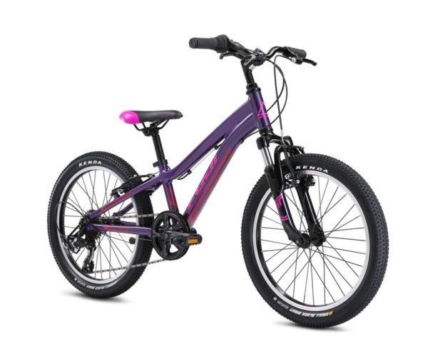 Dimamit fioletovyy 2 600x475 - Велосипед Fuji 2021 MTB KIDS мод. Dynamite 20  A1-SL р. 10 цвет фиолетовый металлик