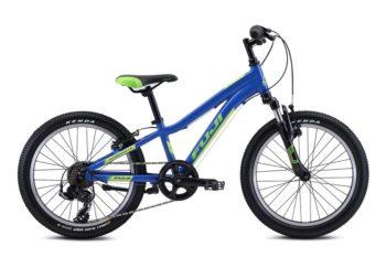 Dimamit siniy 1 350x233 - Велосипед Fuji 2021 MTB KIDS мод. Dynamite 20  A1-SL р. 10 цвет синий металлик