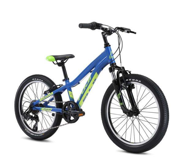 Dimamit siniy 2 600x519 - Велосипед Fuji 2021 MTB KIDS мод. Dynamite 20  A1-SL р. 10 цвет синий металлик
