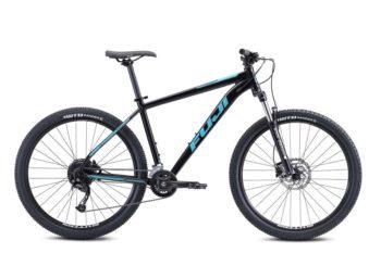 Nevada Black 1 1 350x233 - Велосипед Fuji 2021 MTB мод. Nevada 27.5 1.5 D  A2-SL р. 17 цвет чёрный