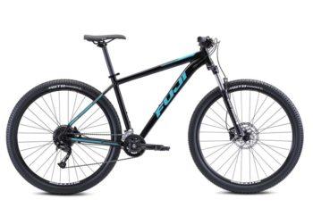 Nevada Black 1 350x233 - Велосипед Fuji 2021 MTB мод. Nevada 29 1.5 D  A2-SL р. 17 цвет чёрный