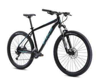 Nevada Black 2 1 350x275 - Велосипед Fuji 2021 MTB мод. Nevada 27.5 1.5 D  A2-SL р. 17 цвет чёрный