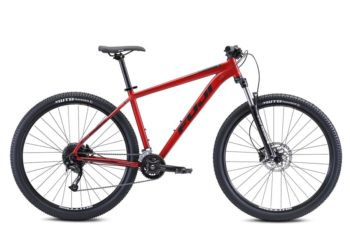 Nevada Brick Red 1 1 350x233 - Велосипед Fuji 2021 MTB мод. Nevada 27.5 1.5 D  A2-SL р. 17 цвет красный металлик