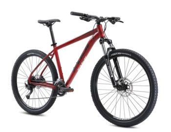 Nevada Brick Red 2 1 350x271 - Велосипед Fuji 2021 MTB мод. Nevada 27.5 1.5 D  A2-SL р. 17 цвет красный металлик