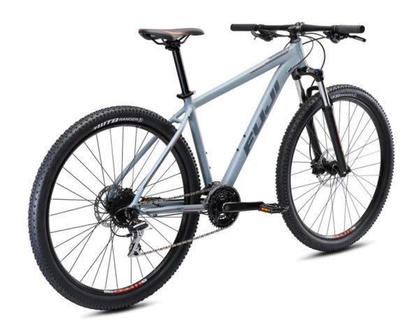 Nevada Cyan 3 600x464 - Велосипед Fuji 2021 MTB мод. Nevada 29 1.7 D (Hydraulic Disc)  A2-SL р. 21 цвет серый