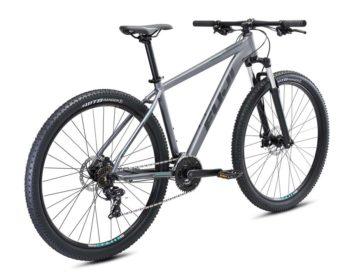 Nevada Dark Teal 2 1 350x273 - Велосипед Fuji 2021 MTB мод. Nevada 27.5 1.9 D  A2-SL р. 19 цвет серый металлик