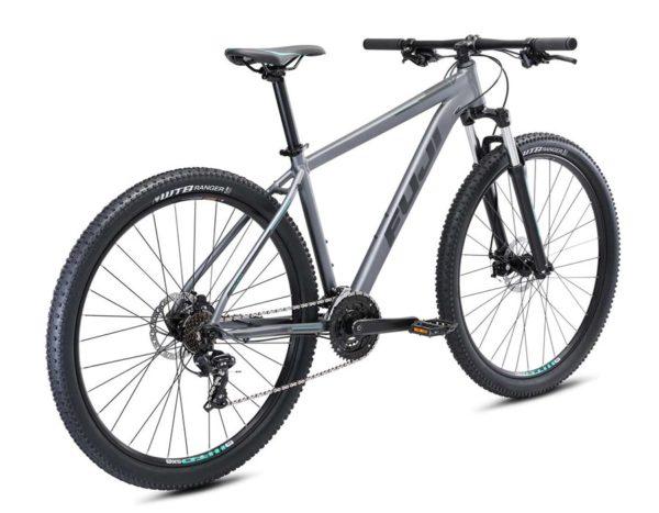 Nevada Dark Teal 2 1 600x467 - Велосипед Fuji 2021 MTB мод. Nevada 27.5 1.9 D  A2-SL р. 19 цвет серый металлик