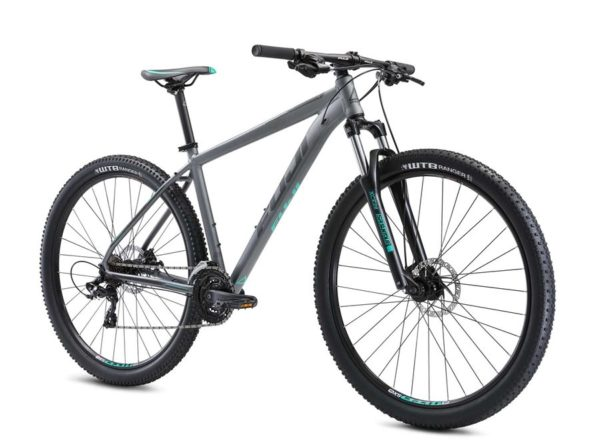 Nevada Dark Teal 2 600x447 - Велосипед Fuji 2021 MTB мод. Nevada 29 1.9 D  A2-SL р. 21 цвет серый