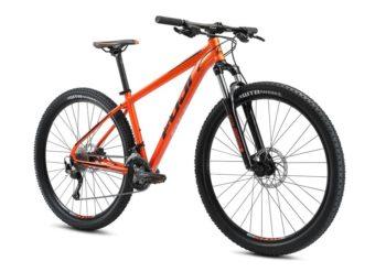 Nevada Orange Satin Black 2 350x247 - Велосипед Fuji 2021 MTB мод. Nevada 29 3.0 LTD  A2-SL р. 17 цвет оранжевый металлик