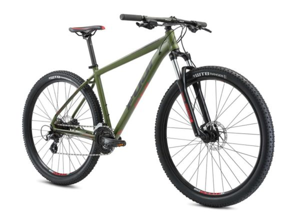 Nevada Satin Army Green Blue 1 600x438 - Велосипед Fuji 2021 MTB мод. Nevada 29 4.0 LTD  A2-SL р. 21 цвет армейский зелёный