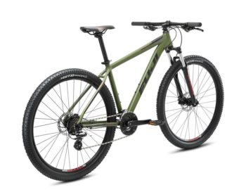 Nevada Satin Army Green Blue 2 350x273 - Велосипед Fuji 2021 MTB мод. Nevada 29 4.0 LTD  A2-SL р. 21 цвет армейский зелёный