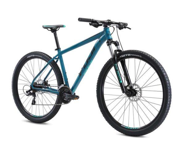 Nevada Satin Graphite 2 600x464 - Велосипед Fuji 2021 MTB мод. Nevada 29 1.9 D  A2-SL р. 23 цвет тёмно бирюзовый
