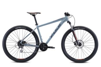 Nevada Satin Gray 1 1 350x233 - Велосипед Fuji 2021 MTB мод. Nevada 27.5 1.7 D (Hydraulic Disc)  A2-SL р. 17 цвет серый