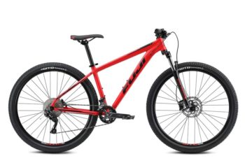 Nevada Satin Red 1 350x233 - Велосипеды Fuji (Фуджи) в г. Салават