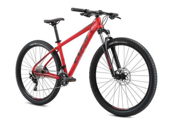 Nevada Satin Red 2 600x427 - Велосипед Fuji 2021 MTB мод. Nevada 29 2.0 LTD  A2-SL р. 23 цвет красный металлик
