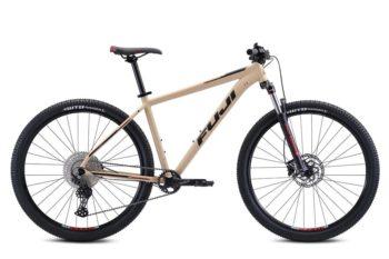 Nevada Satin Sand 1 350x233 - Велосипед Fuji 2021 MTB мод. Nevada 29 1.3 D USA A2-SL р. 17 цвет бежевый
