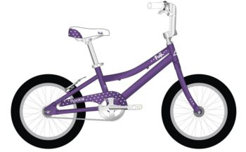ROOKIE Violet 350x217 - Велосипед Fuji 2021 LIFESTYLE KIDS мод. ROOKIE 16 GIRL  A1-SL р. 16 цвет фиолетовый металлик