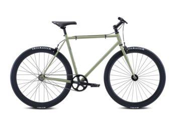 declaration green1 350x233 - Велосипед Fuji 2021 LIFESTYLE мод. Declaration USA Steel р. 49 цвет хаки зелёный