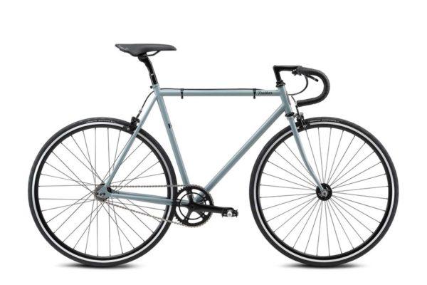 feather seriy 1 600x400 - Велосипед Fuji 2021 LIFESTYLE мод. Feather USA Cr-Mo Reynolds 520 р. 49 цвет холодный серый